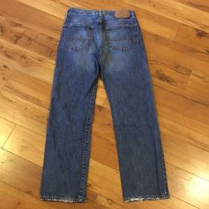 American Eagle Relaxed Straight 28X32